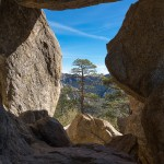 Window Rock, South Ridge Trail, Idyllwild, CA