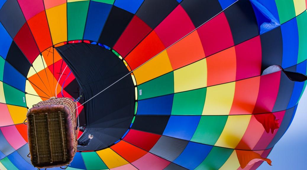 Albuquerque Balloon Fiesta 2015