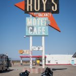 Roy's in Amboy, CA