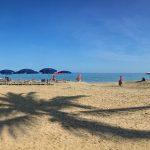 Sayulita beach.